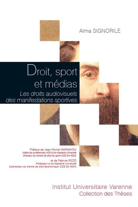 Droit, sport et médias