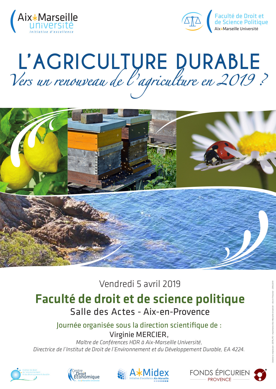 Colloque Agriculture Durable