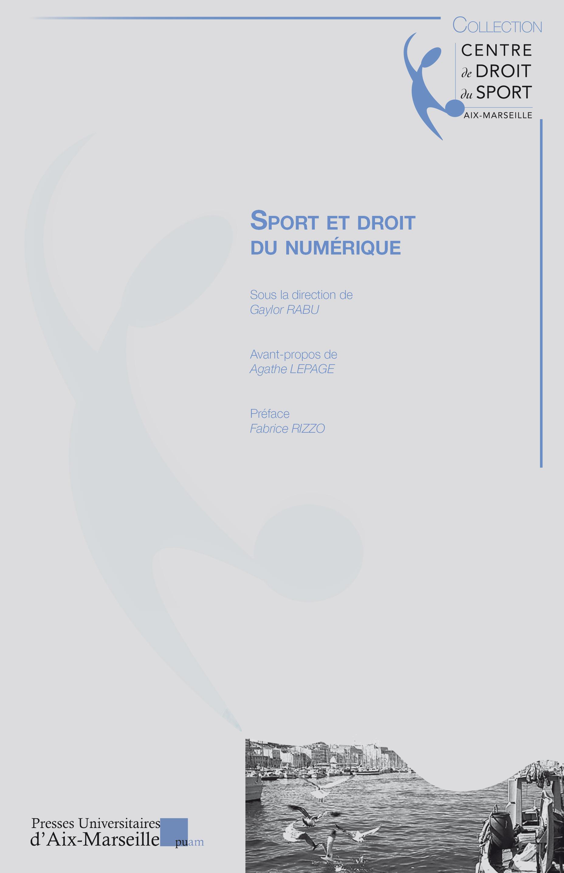 Sport et Droit Numérique