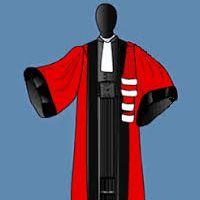 Robe docteur en droit